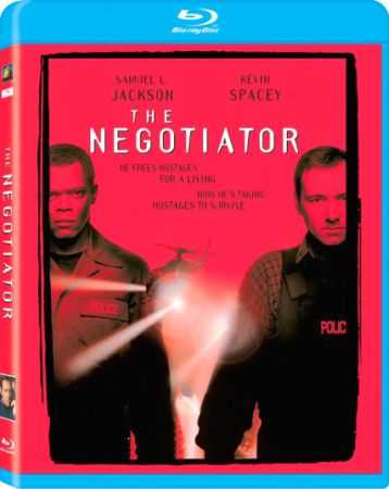 Переговорщик / The Negotiator (1998) BDRip