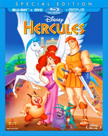 Геркулес / Hercules (1997) BDRip