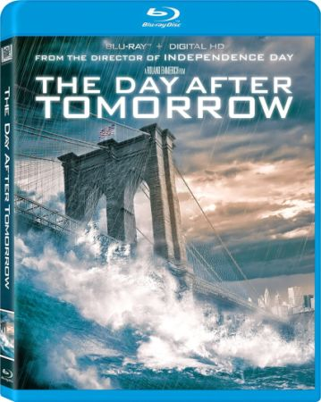 Послезавтра / The Day After Tomorrow (2004) BDRip
