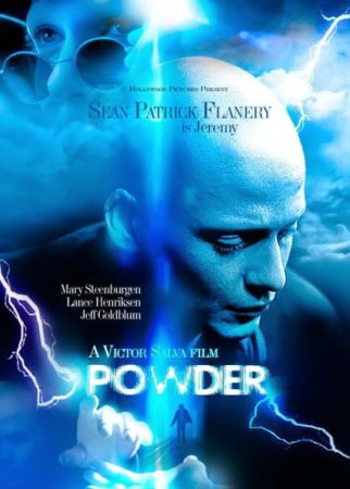 Пудра / Powder (1995) HDTVRip