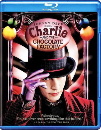 Чарли и шоколадная фабрика / Charlie and the Chocolate Factory (2005) BDRip