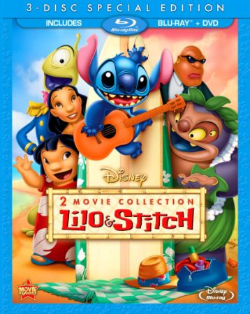 Лило и Стич: Дилогия / Lilo & Stitch: Dilogy (2002-2005) BDRip