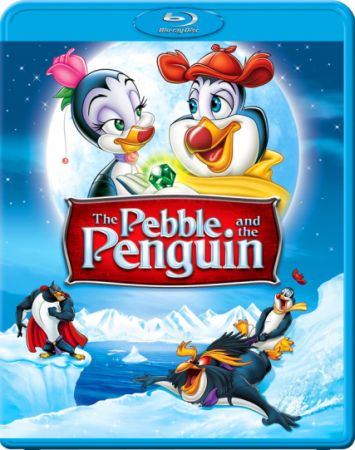 Хрусталик и пингвин / The Pebble and the Penguin (1995) BDRip
