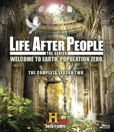 The History Channel: Будущее планеты: Жизнь после людей / The History Channel: Life After People (2009) DVDRip