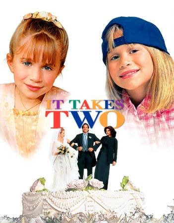 Двое: Я и моя тень / It Takes Two (1995) HDTVRip