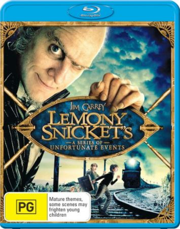 Лемони Сникет: 33 несчастья / Lemony Snicket`s A Series of Unfortunate Events (2004) BDRip