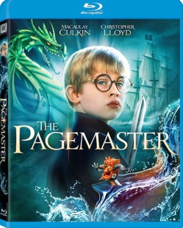 Повелитель страниц / The Pagemaster (1994) BDRip