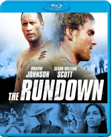 Сокровище Амазонки / The Rundown (2003) BDRip