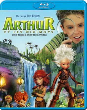 Артур и минипуты / Arthur et les Minimoys / Arthur and the Minimoys (2007) BDRip