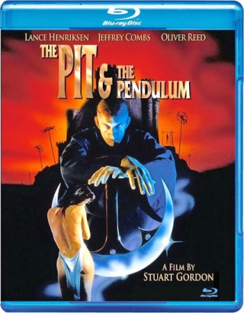 Инквизитор: Колодец и маятник / The Pit and the Pendulum / The Inquisitor (1991) HDRip