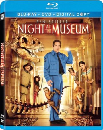 ���� � ����� / Night at the Museum (2006) BDRip