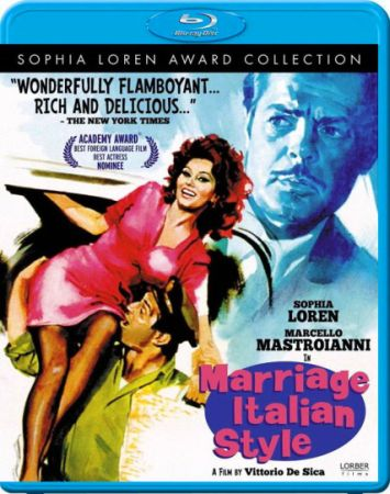 Брак по-итальянски / Marriage Italian Style / Matrimonio all'italiana (1964) BDRip