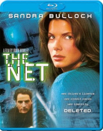 Сеть / The Net (1995) BDRip