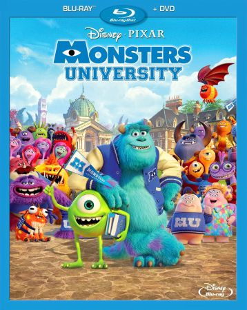 Университет монстров / Monsters University (2013) BDRip