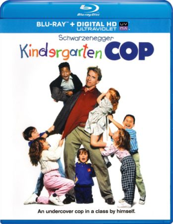 Детсадовский полицейский / Kindergarten Cop (1990) BDRip