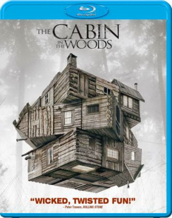Хижина в лесу / The Cabin in the Woods (2011) BDRip
