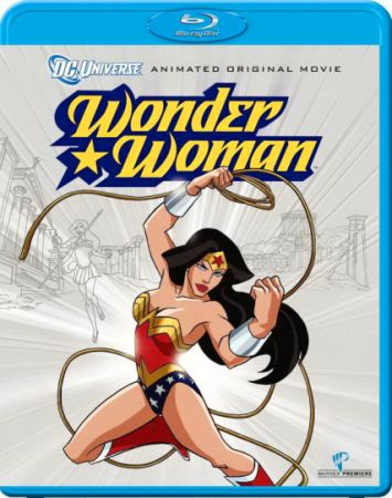 Чудо-Женщина / Wonder Woman (2009) BDRip | BDRip 720p | BDRip 1080p