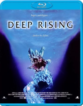 Подъем с глубины / Deep Rising (1998) BDRip | BDRip 720p | BDRip 1080p