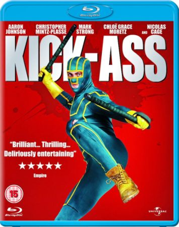 Пипец / Kick-ass (2010) BDRip