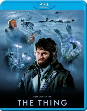 Нечто / The Thing (1982) BDRip