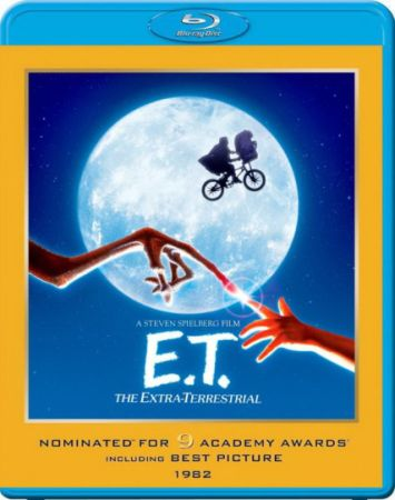 Инопланетянин / E.T.: The Extra-Terrestrial (1982) BDRip