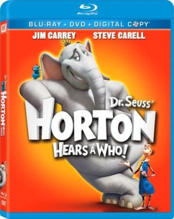 Хортон / Horton Hears a Who! (2008) BDRip
