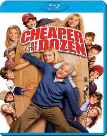 Оптом дешевле / Cheaper by the Dozen (2003) HDTVRip