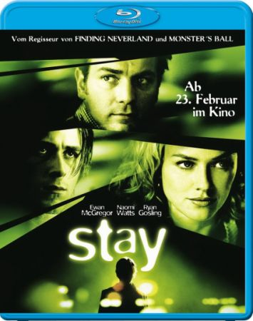 Останься / Stay (2005) BDRip