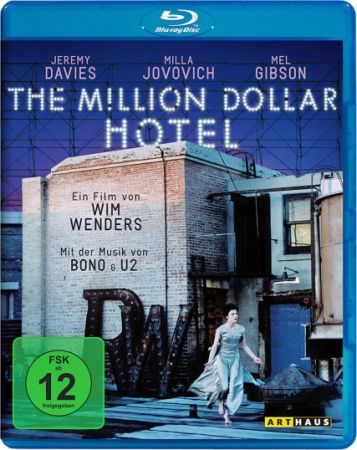 Отель «Миллион долларов» / The Million Dollar Hotel (2000) BDRip