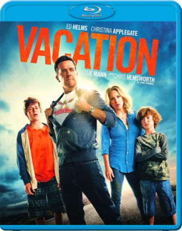 Каникулы / Vacation (2015) BDRip