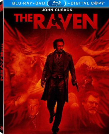 Ворон / The Raven (2012) BDRip