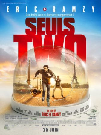 Мы легенды / Seuls two (2008) HDRip