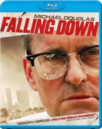 С меня хватит / Falling Down (1992) BDRip | BDRip-AVC | BDRip 720p | BDRip 1080p