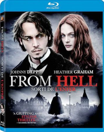 Из ада / From Hell (2001) BDRip