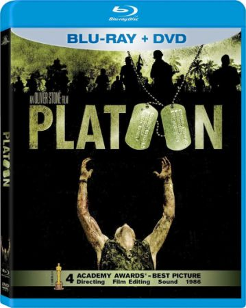 Взвод / Platoon (1986) BDRip