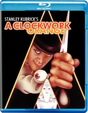 Заводной апельсин / A Clockwork Orange (1971) BDRip
