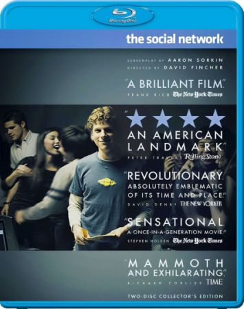 Социальная сеть / The Social Network (2010) BDRip