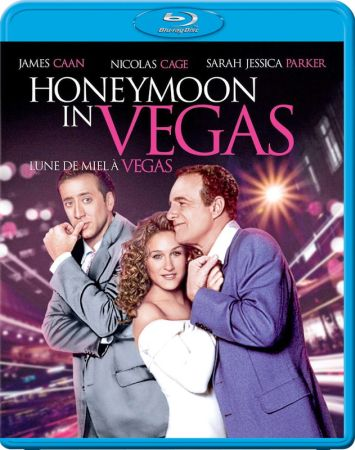 Медовый месяц в Лас-Вегасе / Honeymoon in Vegas (1992) BDRip