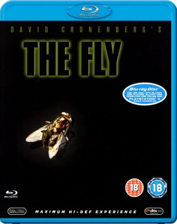 Муха / The Fly (1986) BDRip | BDRip-AVC | BDRip 720p | BDRip 1080p