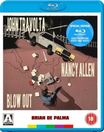 Прокол / Blow Out (1981) BDRip