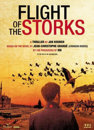 ����� ������ / Flight of the Storks (2012) SATRip