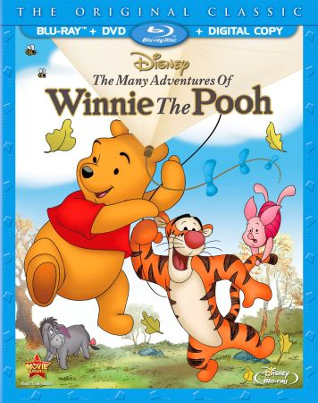 Приключения Винни Пуха / The Many Adventures of Winnie the Pooh (1977) BDRip | BDRip 720p | BDRip 1080p