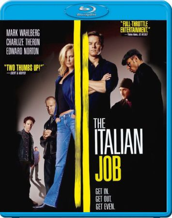 Ограбление по-итальянски / The Italian Job (2003) BDRip | BDRip-AVC | BDRip 720p | BDRip 1080p