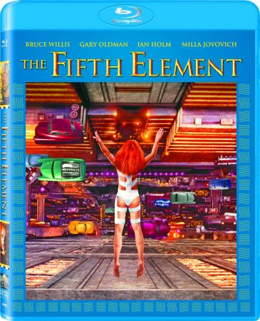 Пятый элемент / The Fifth Element (1997) BDRip | BDRip 720p | BDRip 1080p