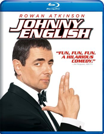 Агент Джонни Инглиш / Johnny English (2003) BDRip | BDRip 720p | BDRip 1080p