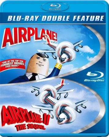 Аэроплан / Airplane! (1980) / Аэроплан 2: Продолжение / Airplane II: The Sequel (1982) BDRip | BDRip-AVC | BDRip 720p | BDRip 1080p