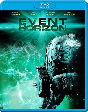 Сквозь горизонт / Event Horizon (1997) BDRip | BDRip 720p | BDRip 1080p