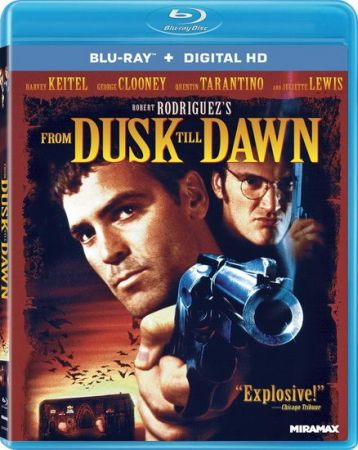 От заката до рассвета / From Dusk Till Dawn (1996) BDRip | BDRip 720p | BDRip 1080p