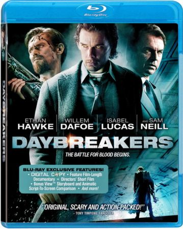Воины света / Daybreakers (2009) 2xBDRip | BDRip 720p | BDRip 1080p