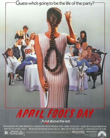 День дурака / April Fool's Day (1986) WEB-DLRip